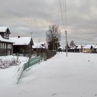 улица в д. Быково