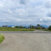Деревня Красная Горка соединилась с селом Охона.