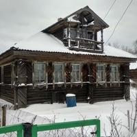 дом в д. Топориха