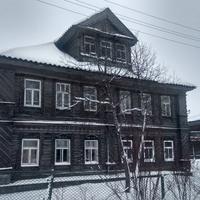 двухэтажный жилой дом в д. Якуниха