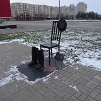 Памятник первостроителям КАТЭК