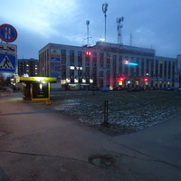 проспект Героев, Кириши