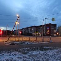 улица Нефтехимиков, Кириши