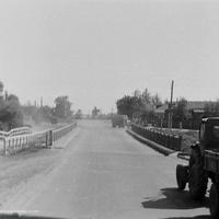 Липна, трасса м7, мост через р. Большая Липня, г. 1968