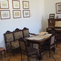В музее усадьбы Веневитиновых