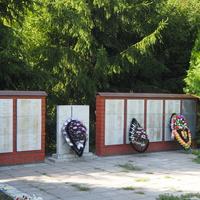 Мемориал новоживотиннцом  погибшим в Великой Отечественной войне