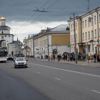 Большая Московская у Золотых ворот