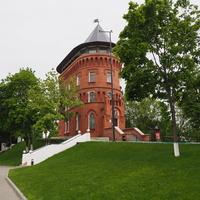 Бодонапорная башня - музей старого быта