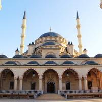 "Мечеть ""Сердце Чечни""."