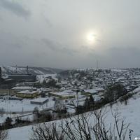 Зимний Гурьевск