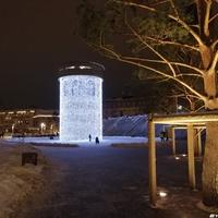 Смотровая башня в Парке ангелов
