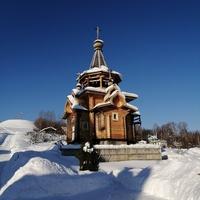 Колокольня при Храме Святого Иоанна воина