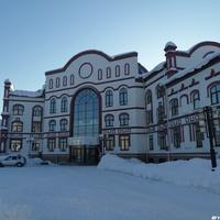 Новокузнецкая духовная семинария. Московский патриархат