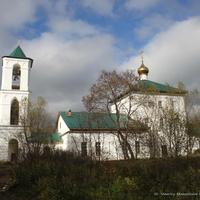 Церковь Николая Чудотворца в Алексино