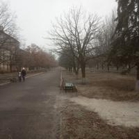 Улица Гагарина.