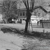 Петушки, площадь у вокзала, г. 1991