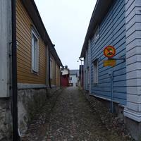 Переулок Карсманинкуйя