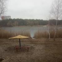 Ломоносовское озеро.