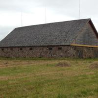 Адрына - помещение для хранения кормов и хозинвентаря