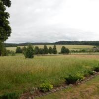 Вид на окрестности музея-усадьбы