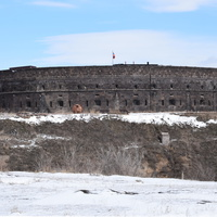 Чёрная крепость, или Сев-Берд — крепость времён Российской империи, расположенная на территории города Гюмри, Армения.