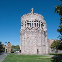 Эчмиадзин. Церковь Святых Архангелов