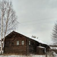 дом в д. Федосеевская