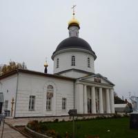 Церковь Иконы Божией Матери «Корсунская»