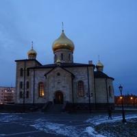 Кириши. Церковь Рождества Пресвятой Богородицы.