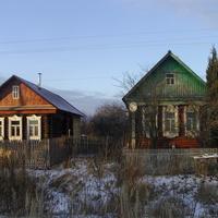 В деревне Пронино