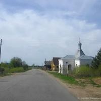 Залучье. Часовня Казанской иконы Божией Матери