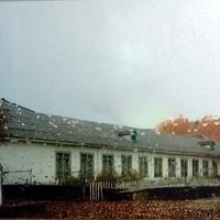 Старая школа в Надцах