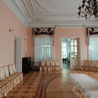 Фрагмент зала для балов
