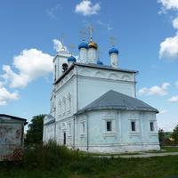 Свято-Казанский храм в с. Старая Слобода