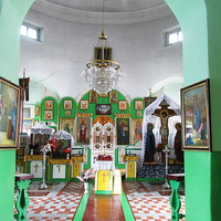 Свято-Троицкий храм. ( 1809 г )