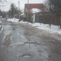 Улица Тенистая.