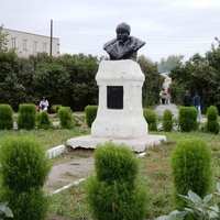 Памятник Мамину-Сибиряку Д.Н.