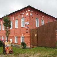 Здание Музея Филимоновской игрушки