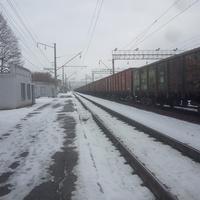 Станция Стойленская.