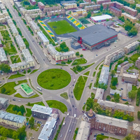 Арена кузнецких металлургов Новокузнецк