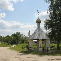 Кладбищенская часовня близ церкви Казанской иконы Божией Матери