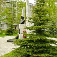 Памятник Косьминову И.С.