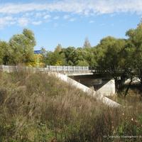 Мост через р. Пекша