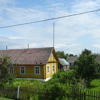 деревня Боруны