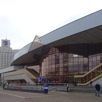 Привокзальная площадь. Железнодорожный вокзал.