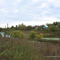 Долина реки Соловухи в Суворотском