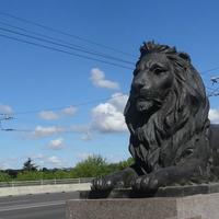 Лев на мосту
