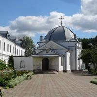 церковь Св_Онуфрия 1798г- Никольский монастырь