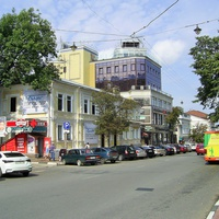 Н. Новгород - Ул. Большая Покровская