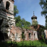 Церковь Рождества Пресвятой Богородицы в с. Ущер